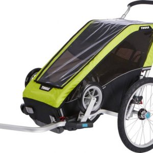 Thule Chariot Cheetah XT 1 Single Bike Trailer and Stroller